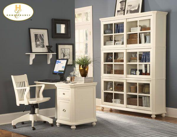 Pretty White White Home Office Furniture Home Office Furniture