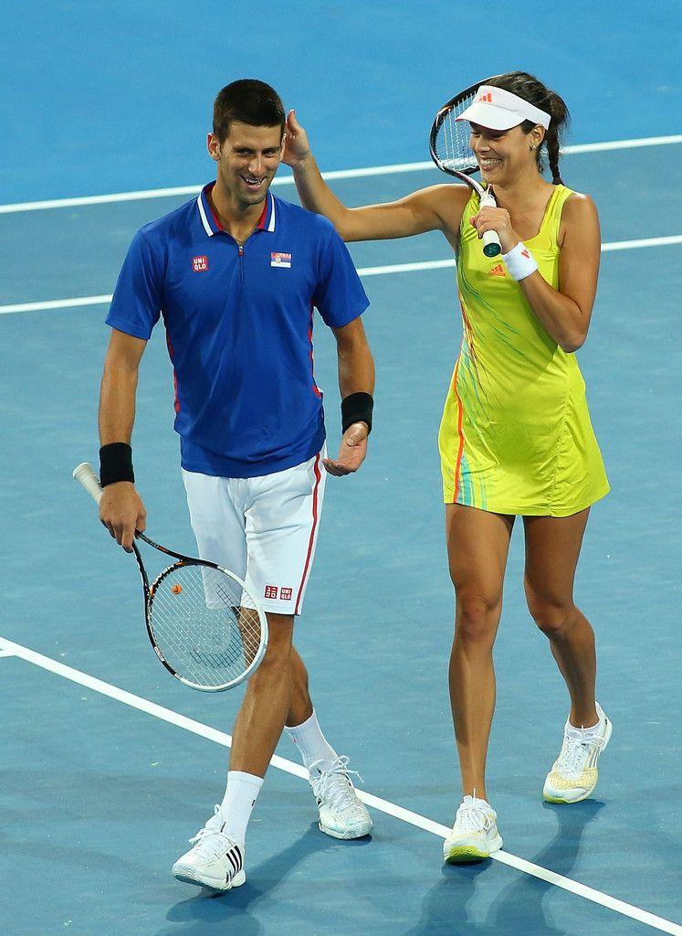 Ana Ivanovic Photos Photos Hopman Cup Day 3 In 2020 Tennis Clothes Ana Ivanovic Tennis