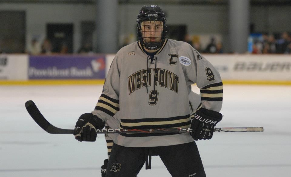 West Point Hockey jersey! Stripes are beautiful with the grey.
