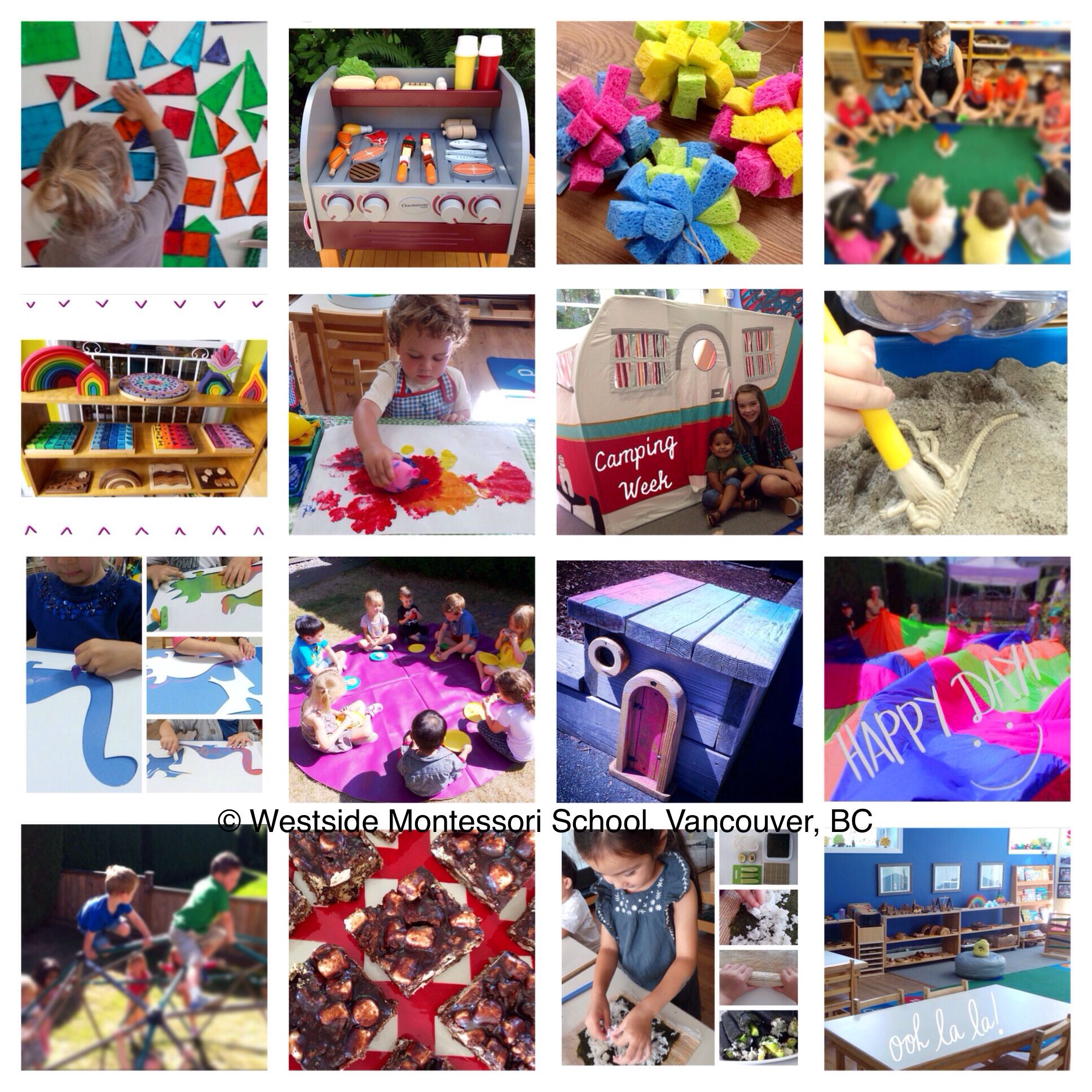 What A Summer Camp 2014 We Ve Shared Baking Camp