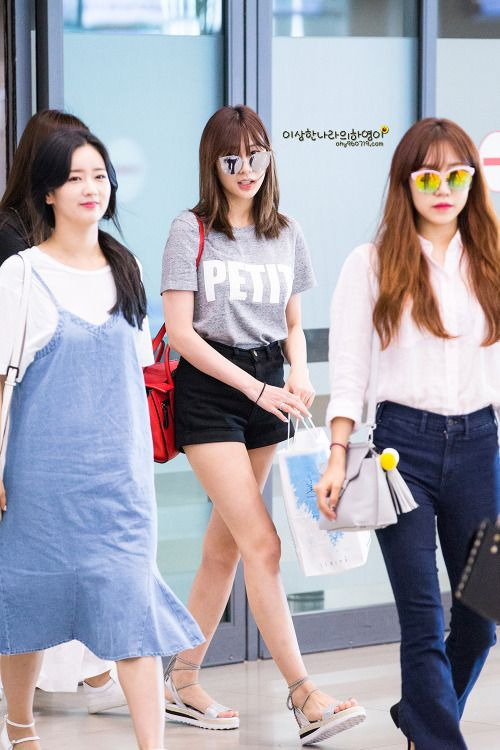 Apink Hayoung Apink Hayoung Pinterest Airport