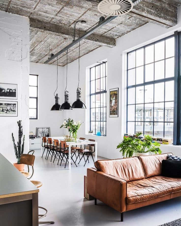 Interior Design 20 Dreamy Loft Apartments That Blew Up Pinterest Interior Designs House Interior Interior Loft Design