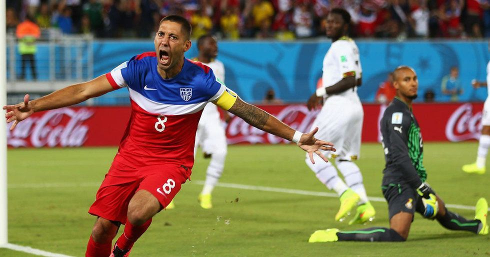 The top 10 most patriotic moments in sports history Usa