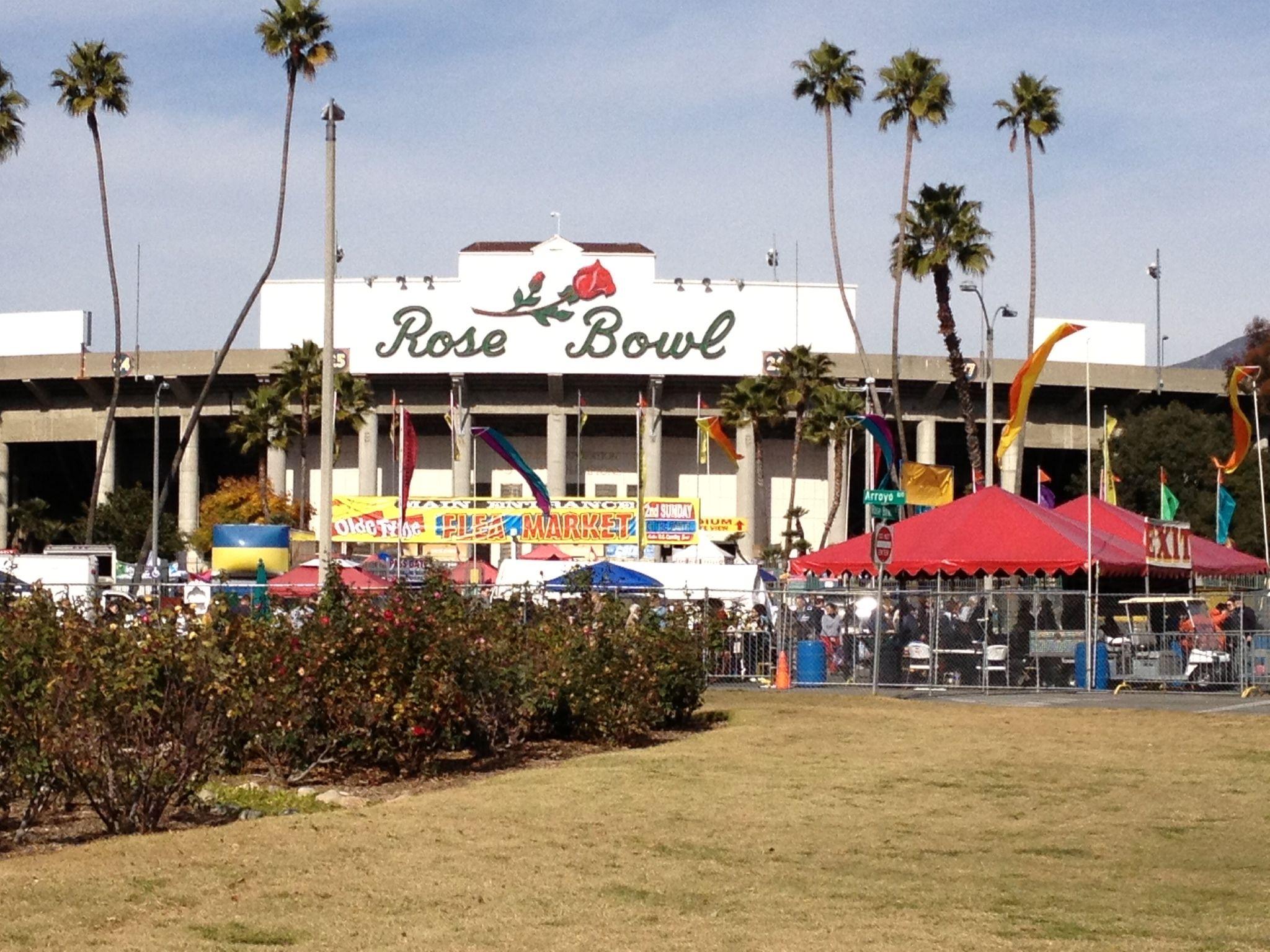 No Title Rose Bowl Flea Market Shopping Places Rose Bowl