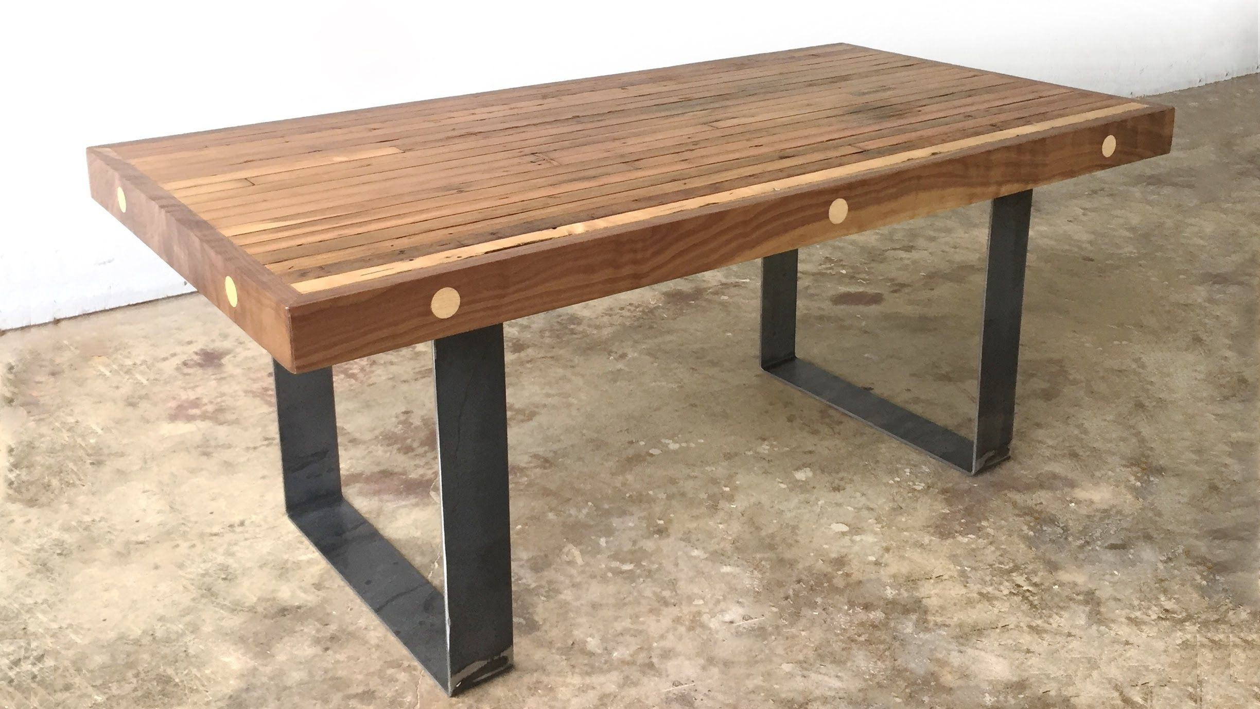 Diy Bowling Alley Coffee Table Modern Builds Ep 36