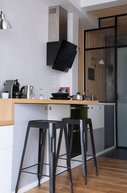 Ccmm 3 Remodelage Petite Cuisine Amenagement Petit Appartement Cuisine Salle A Manger