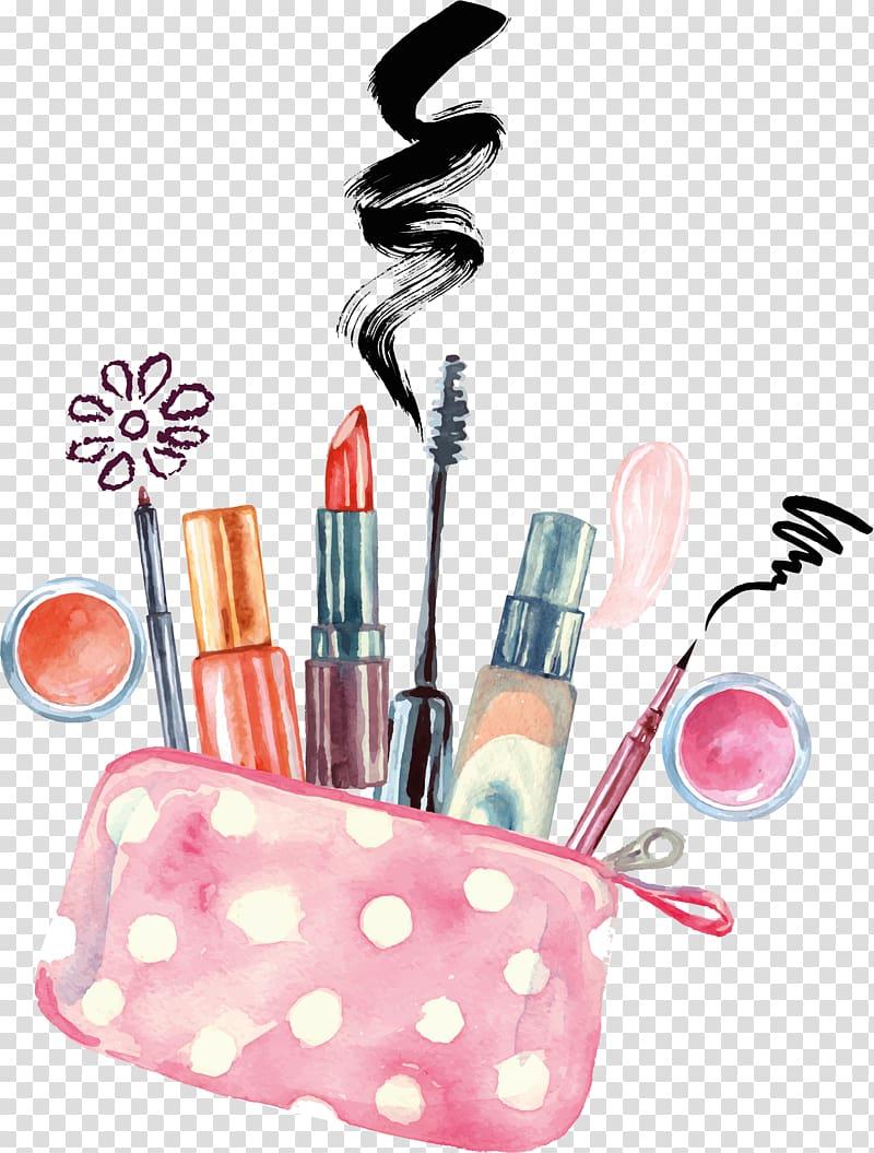 Makeup Cosmetic Artwork Lipstick Cosmetics Watercolor Painting Eye Shadow Makeup Transparent Background Makeup Drawing Makeup Illustration Makeup Wallpapers
