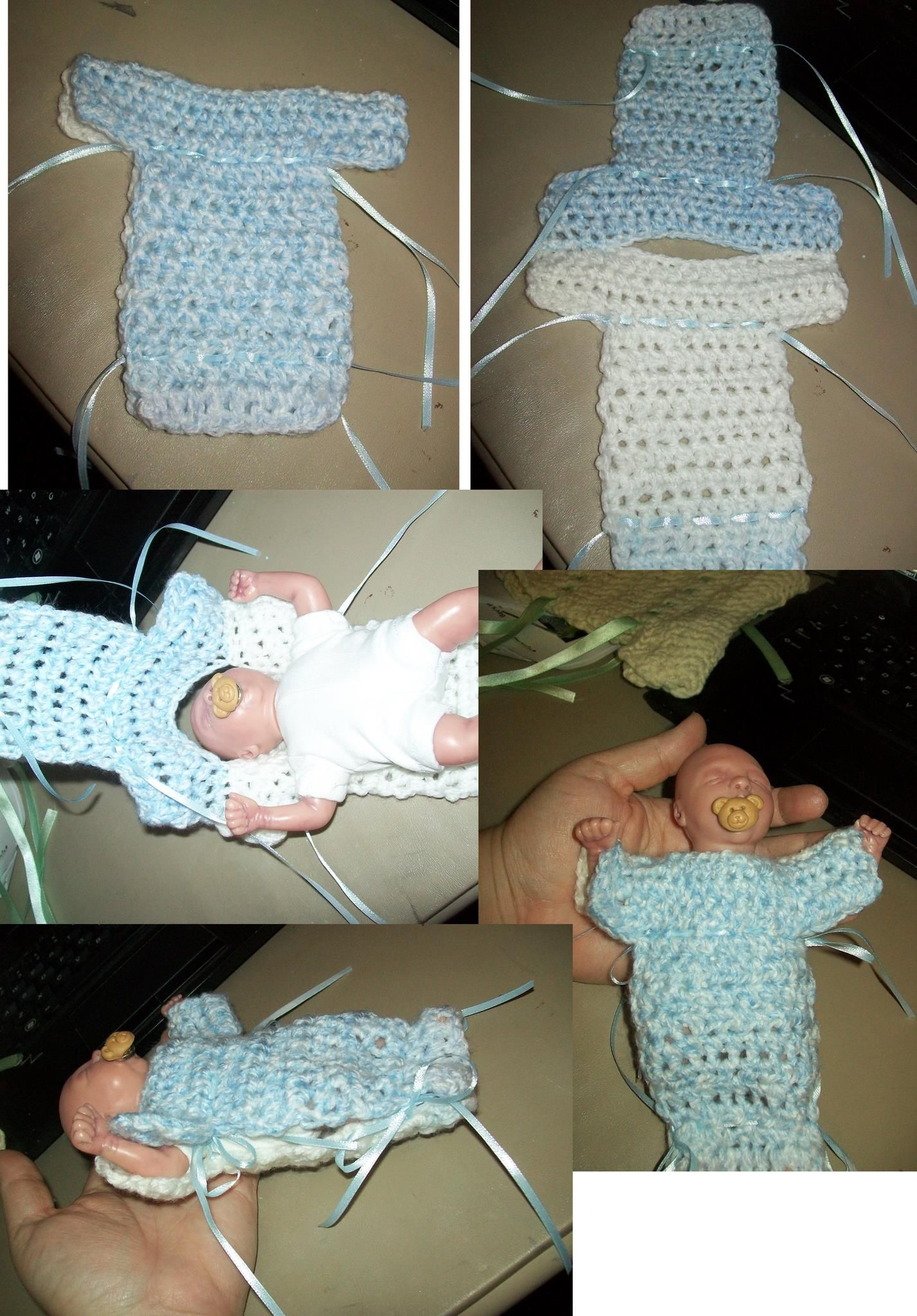 For the littlest babies. Micro preemie, still born clothes. | Angel ...