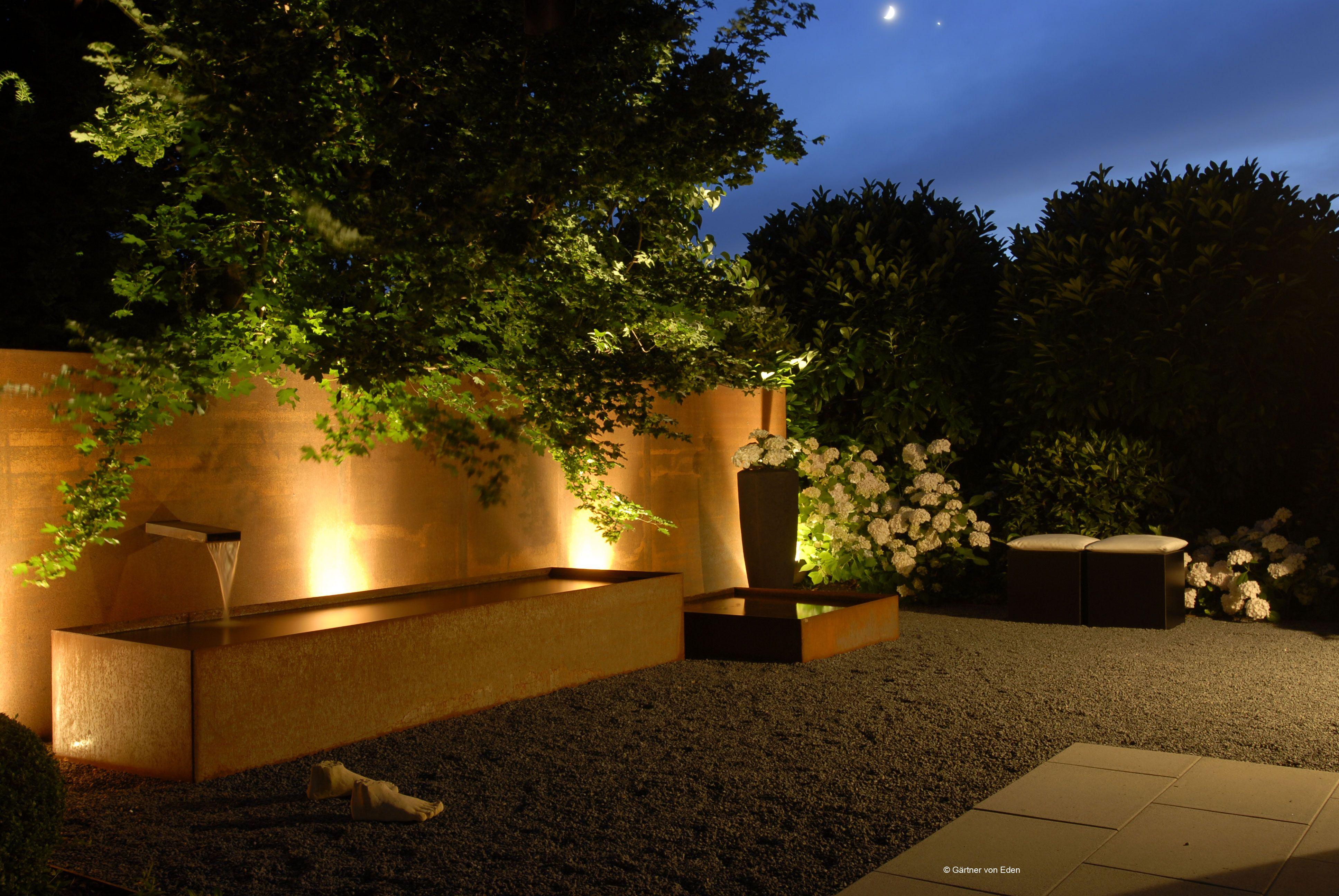 Inspirierend Licht Im Garten Schema