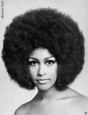 Women With Afros In The 70 S The Afro Is A Symbol Of Black Pride