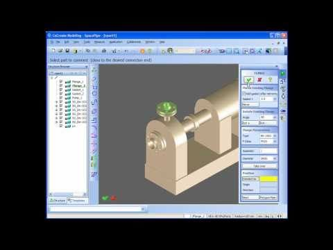 A New Approach For 3d Piping And Plant Design Spacepipe For Ptc Creo Cocreate Plant Design Design Design Solutions