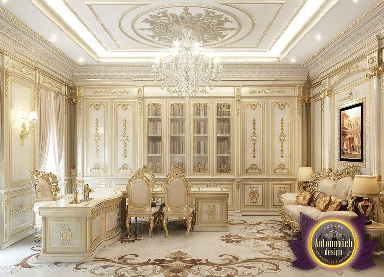 Luxury office design of luxury antonovich design katrina antonovich