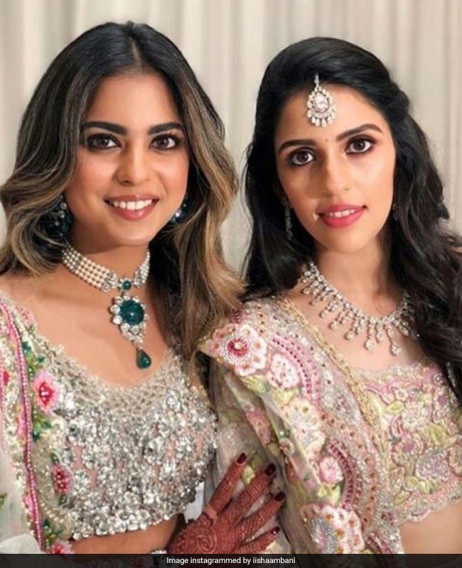 Isha Ambani After Wedding: Akash Ambani, Shloka Mehta's Grand Engagement. Check Out