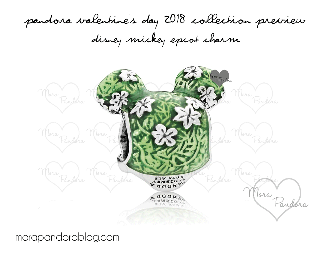 ed8eebb2f The 2018 Epcot Flower and Garden Festival Pandora Charm Has Been Revealed!