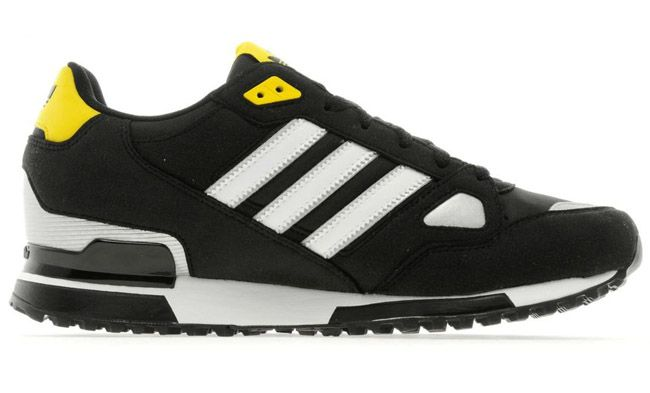 promo code 0bc16 de949 ... release date adidas originals zx 750 black metallic silver yellow 130fe  cbc3d ...