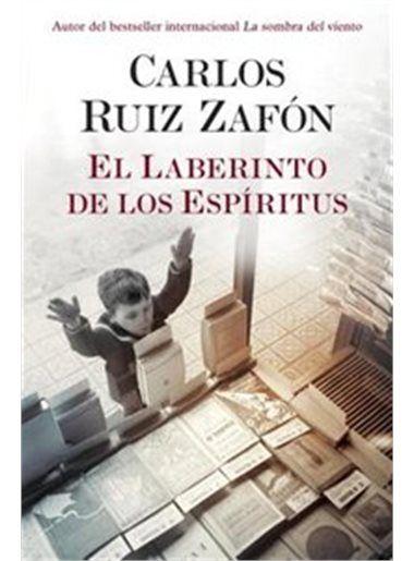 El Laberinto De Los Espiritus Books Books To Read Book Worth Reading