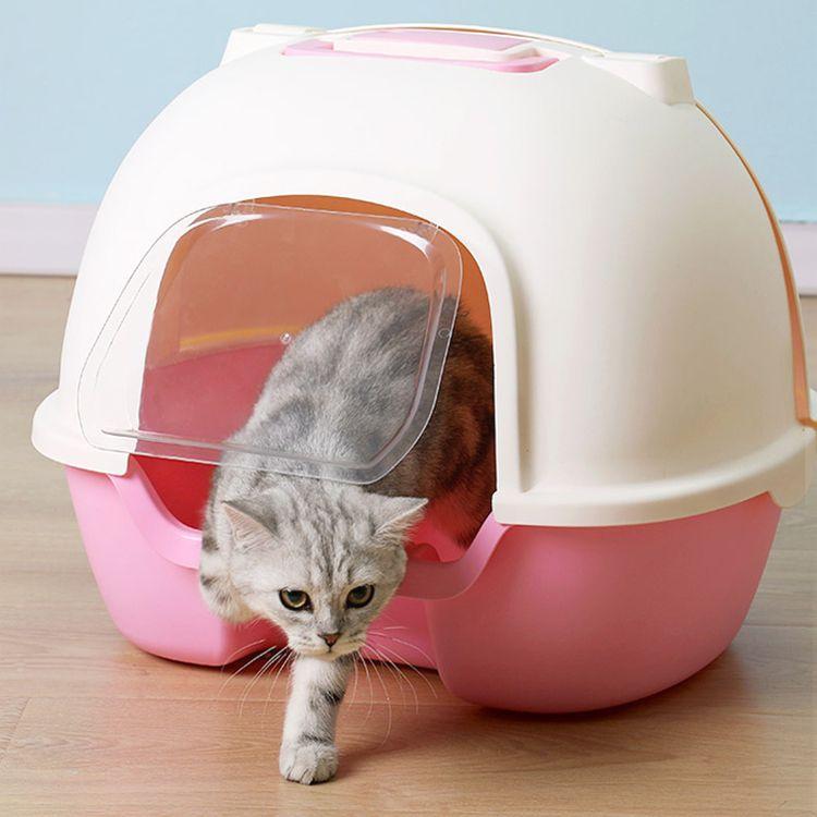 Manufacturer wholesale cat litter box waterproof cat