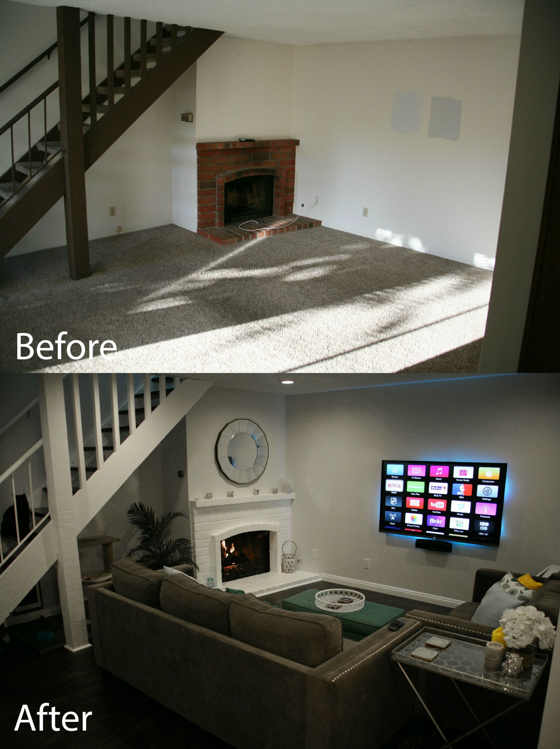 First Home Renovation