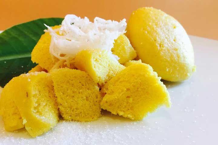 Tint Tint Myanmar Traditional Snacks - Yangon's complete