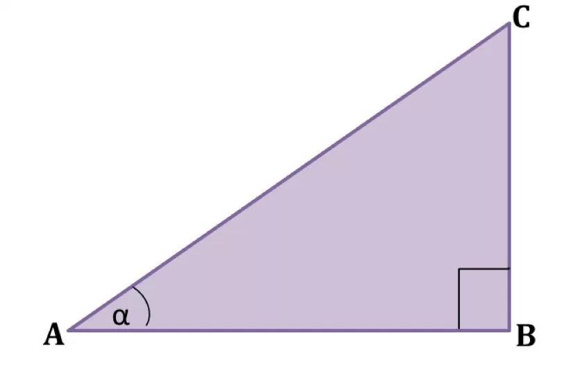 Perbandingan Trigonometri Pada Segitiga Siku Siku Matematika Trigonometri Matematika Ide Bagus