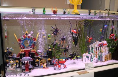 Lego Aquarium Brick Expo 2013 Lego Zoo Lego Fish Lego