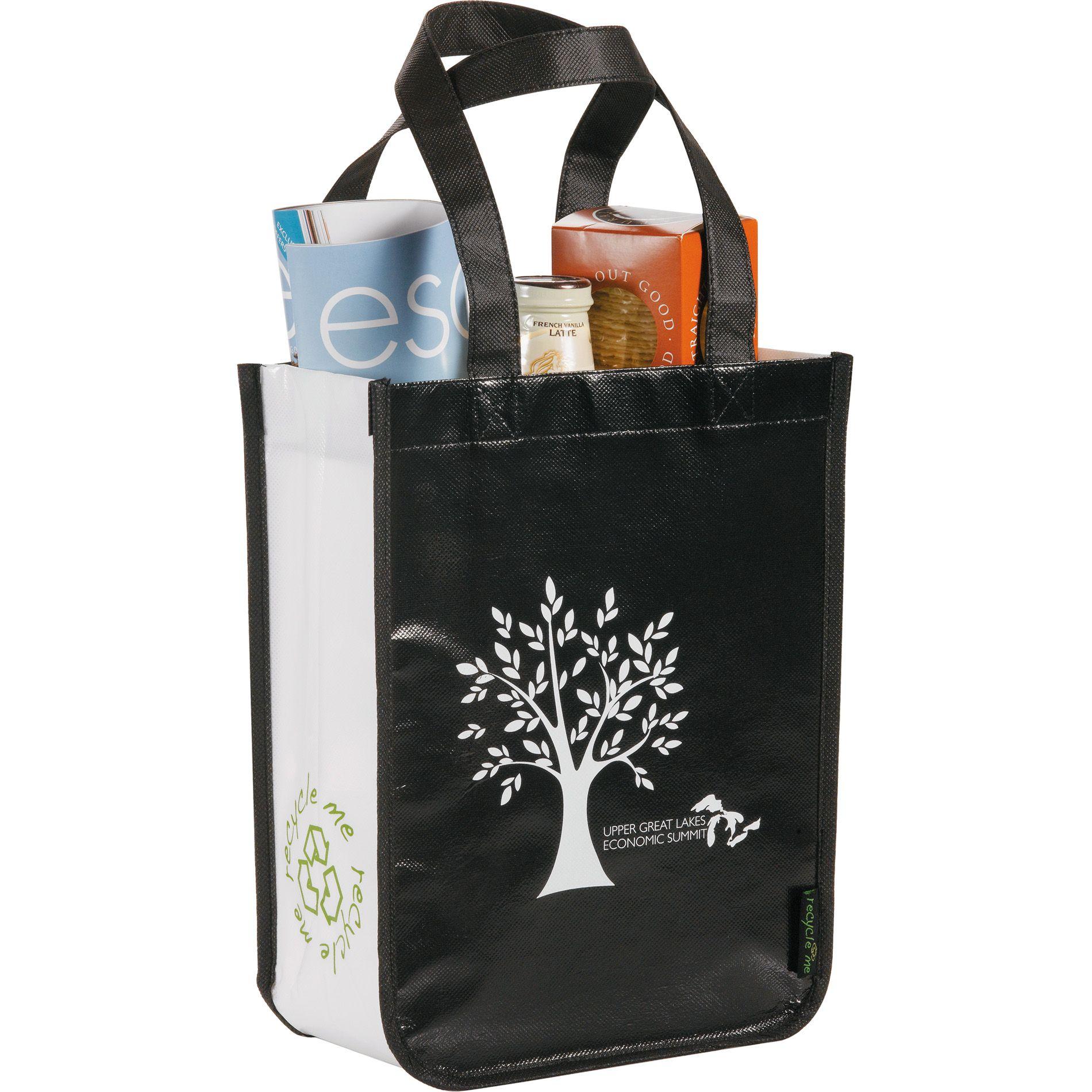 14abb33e1 Laminated Non-Woven Small Shopper Tote | Tote Bags | Shopper tote ...