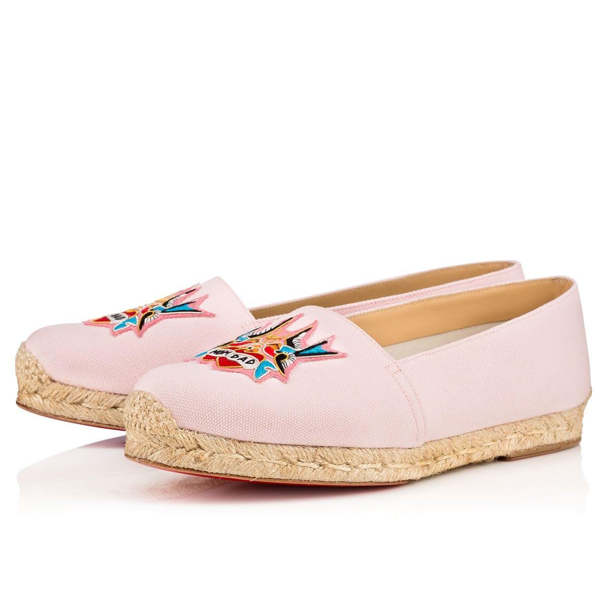 CHRISTIAN LOUBOUTIN. Mom And DadWomens FlatsCanvasChristian LouboutinWoman  ShoesMarvel ...