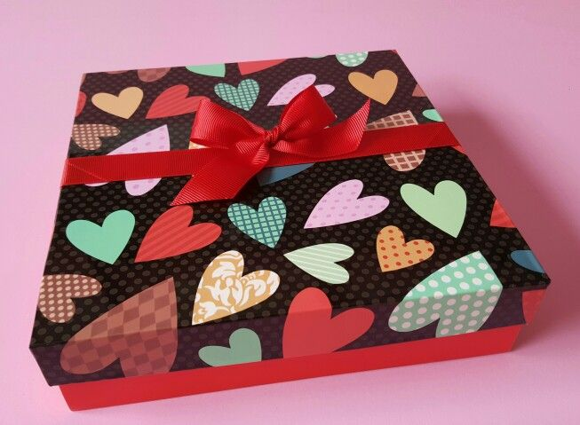 Gift box Bakery box Handmade