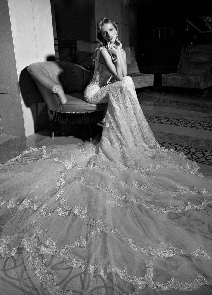 Svadobná róba GALIA LAHAV pre rok 2015 - KAMzaKRÁSOU.sk xn--kamzakrsou-y4... #krasa #love #holiday #wedding #dress #weddingdress #weddingday #weddingdecoration #weddingcelebration