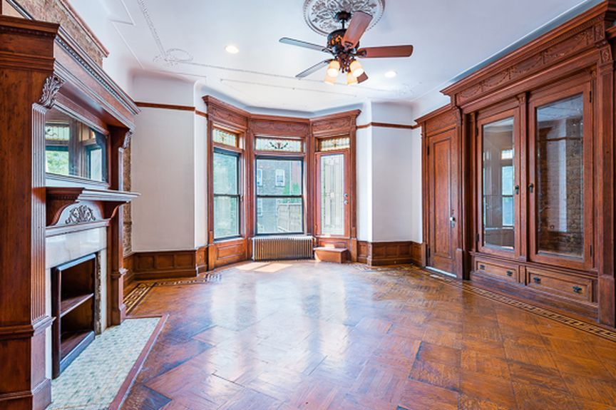 364 Jefferson Ave Brooklyn Ny 11221 Zillow Bed Stuy Brownstone Row House