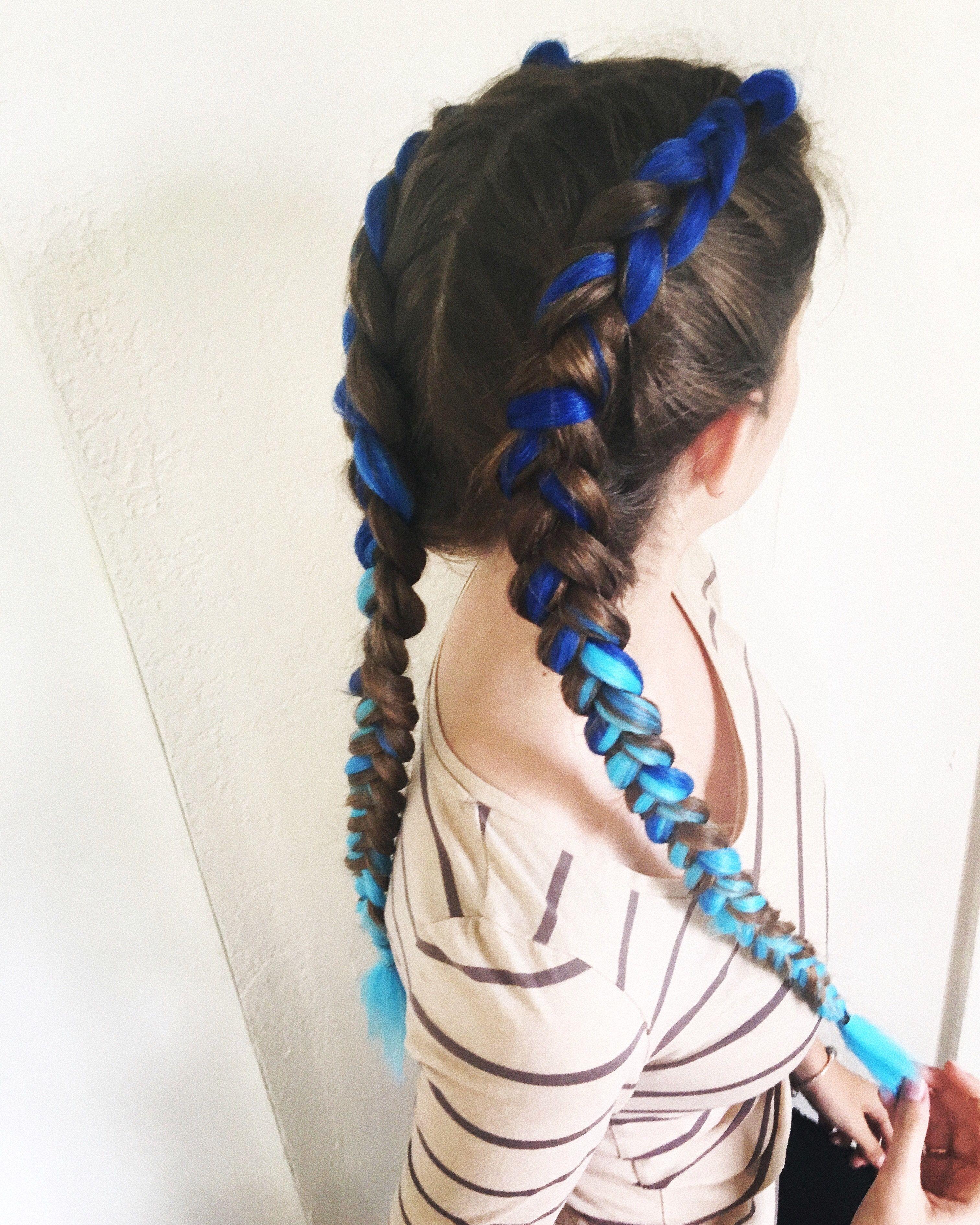 Braids peinados en pinterest braids hair y hair styles