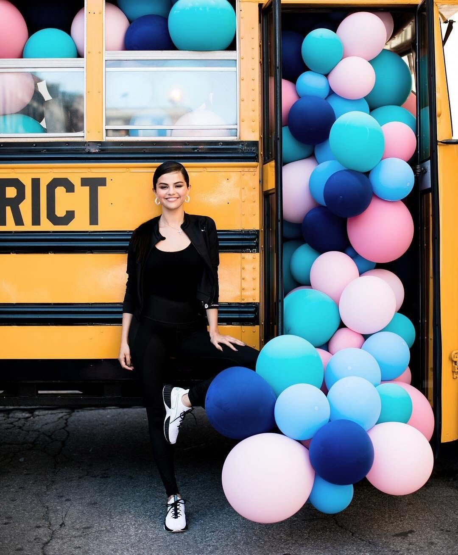 f942e20e7c9bd3 Selena Gomez   PUMA EVENT