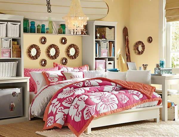Teenage Girls Rooms Inspiration: 55 Design Ideas | Room ...