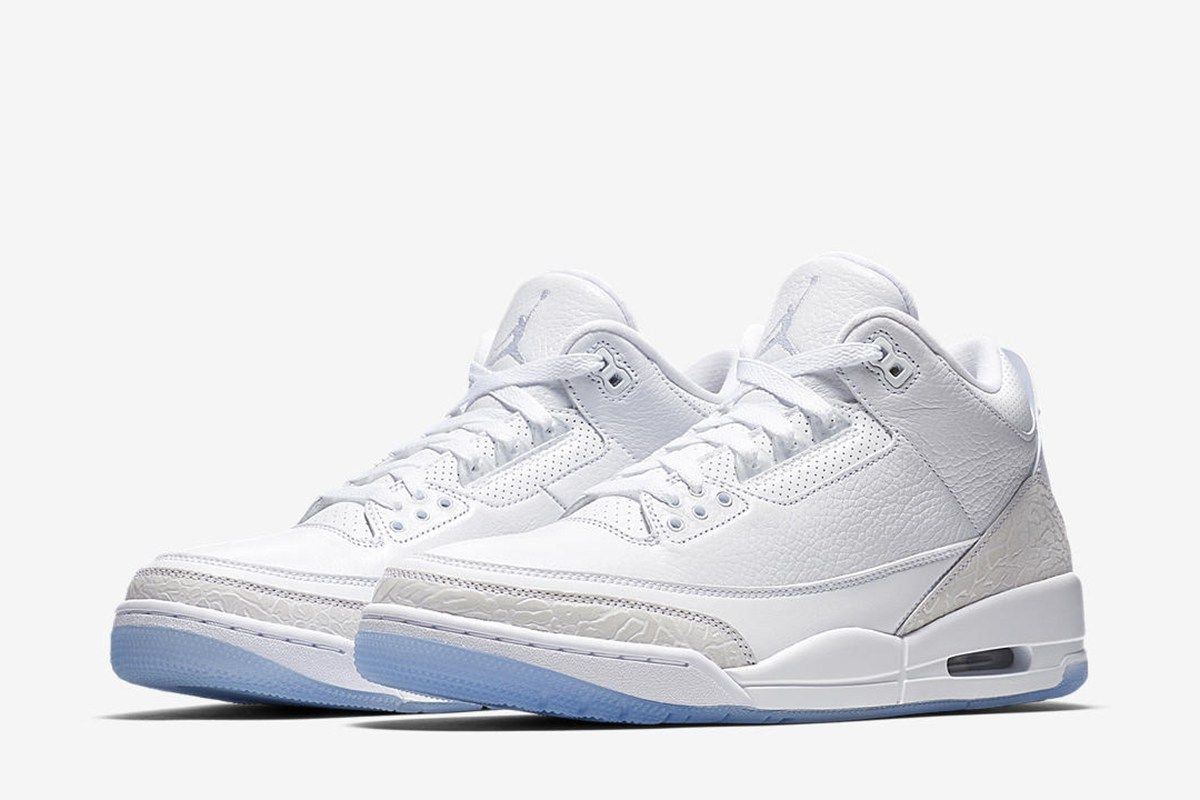 Air Jordan 3 Retro in Triple White for Summer 2018 - EU Kicks: Sneaker  Magazine