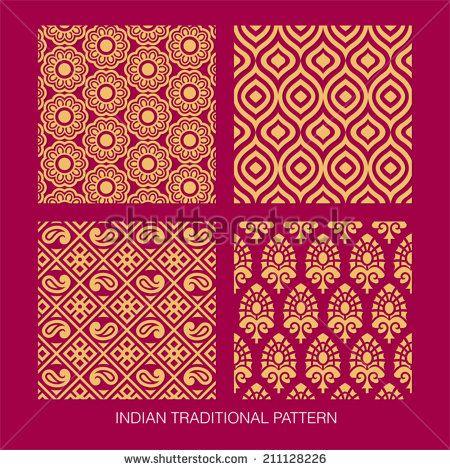 indian pattern - Google 検索