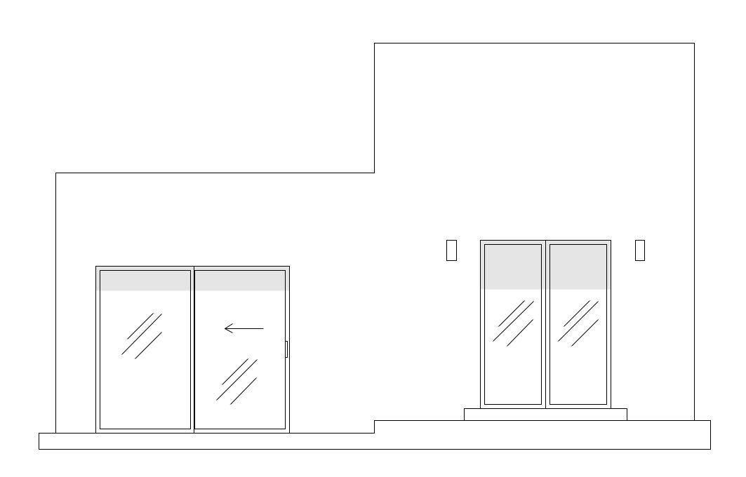 캄포, 고도의 작은 집
