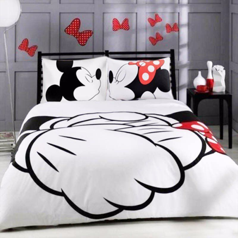 Limited Edition Mickey Mouse Bedset Collection