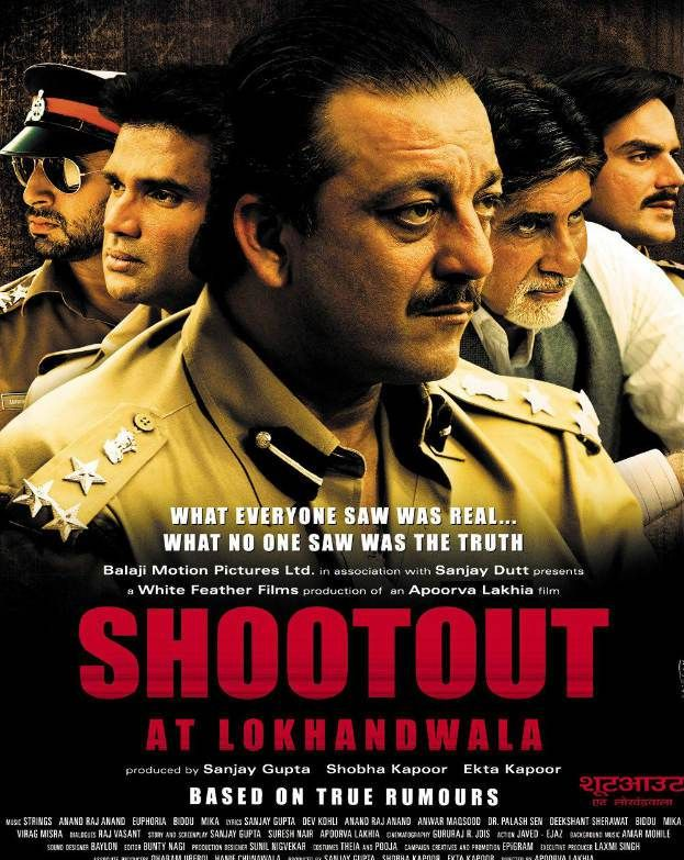Shootout At Lokhandwala 2007 Full Hindi Movie Online Watch Hd