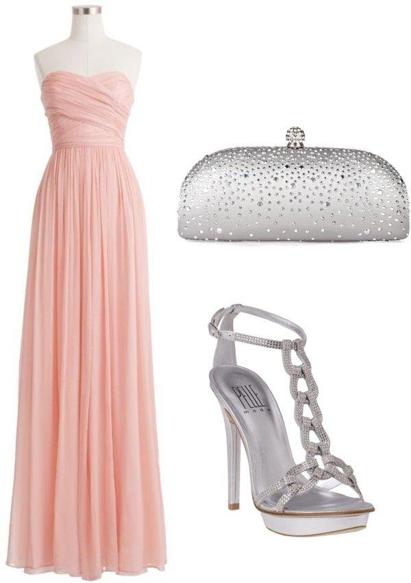 a0896e3b25ef pink formal   All dressed up   Formal dresses, Dresses, Prom dresses