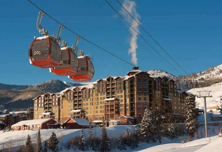 Grand Summit Hotel Park City Canyons Village In Park City On Hotels Com And Earn Rewards Nights Collect 10 Nights With Images Park City Mountain Utah Skiing Park City