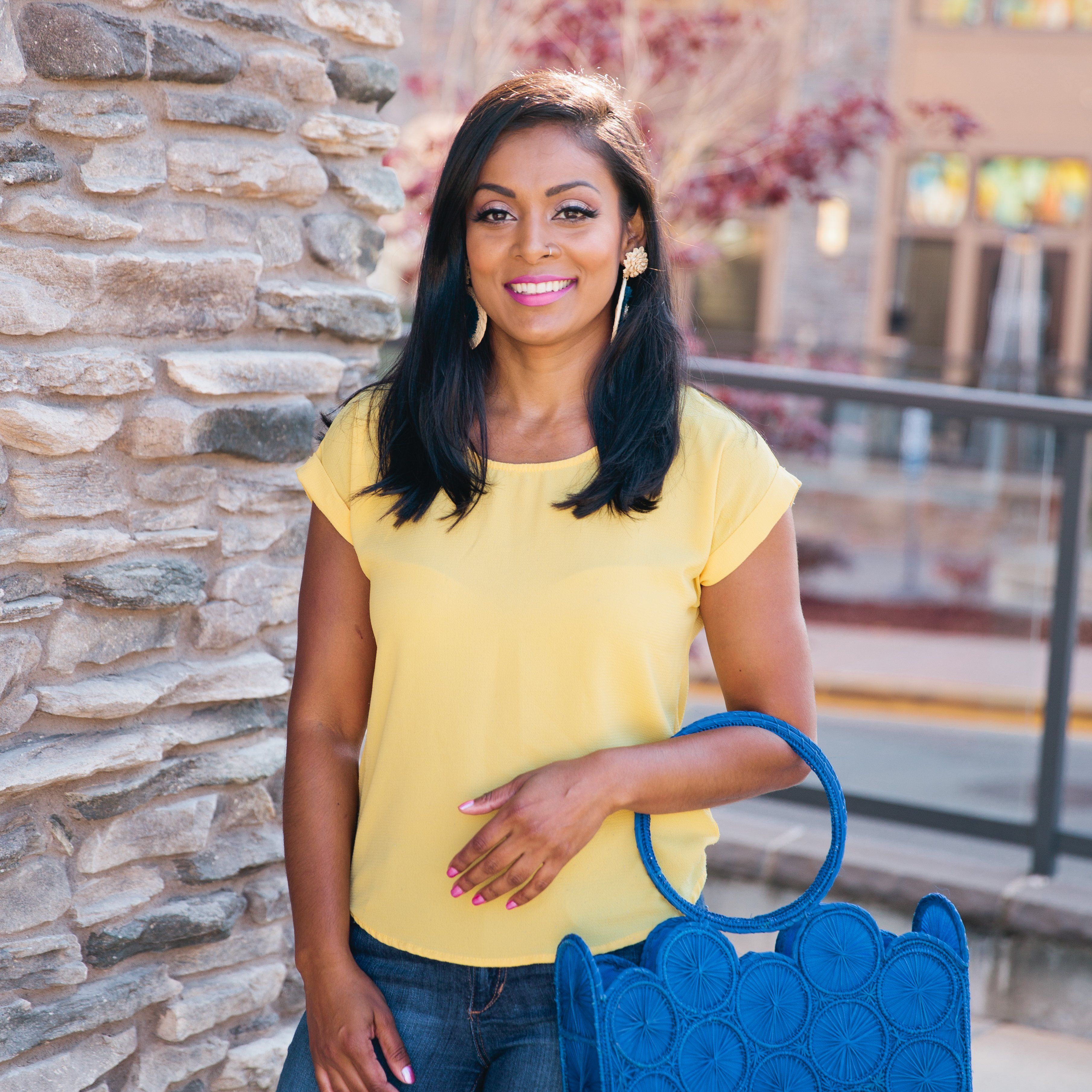 The Everything Bag – Blue