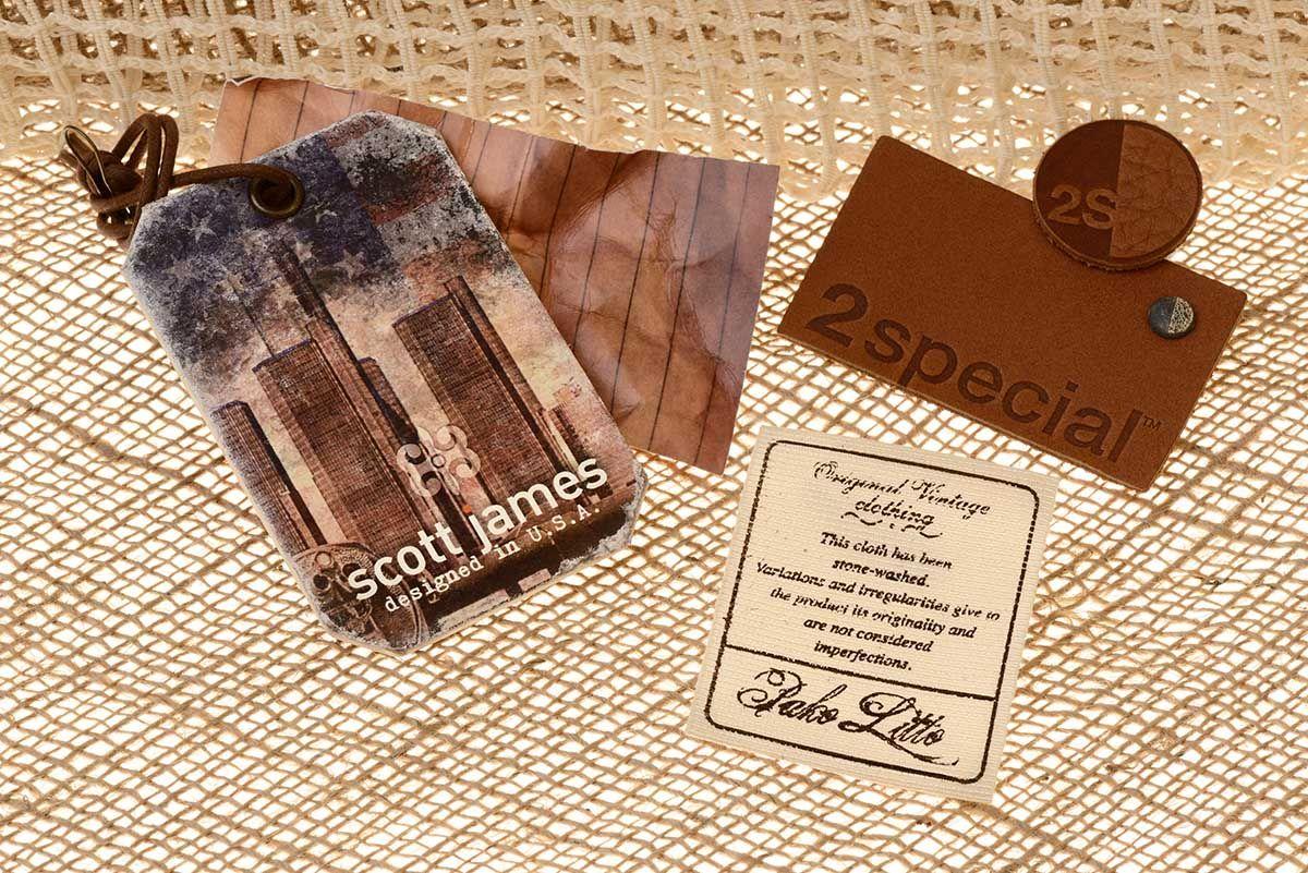 Cartellino, etichetta e salpa