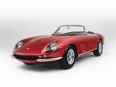 1968 Ferrari 275 GTS/4 NART Spider by Scaglietti | Monaco 2016 | RM Sotheby's