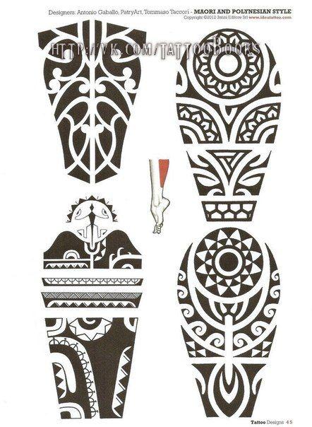 Tribal Maori And Polynesian Tatuagem Maori Desenhos Maori