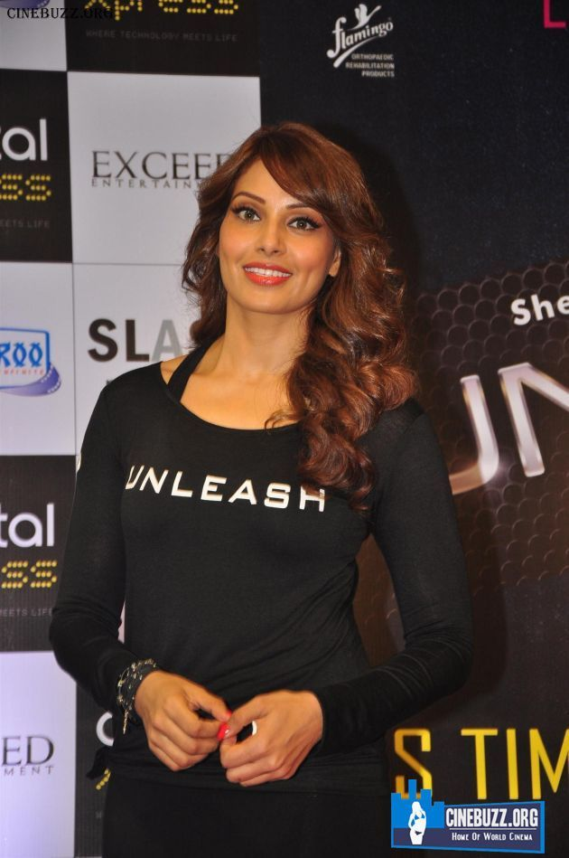 Actress Bipasha Basu launches rd Edition of UNLEASH