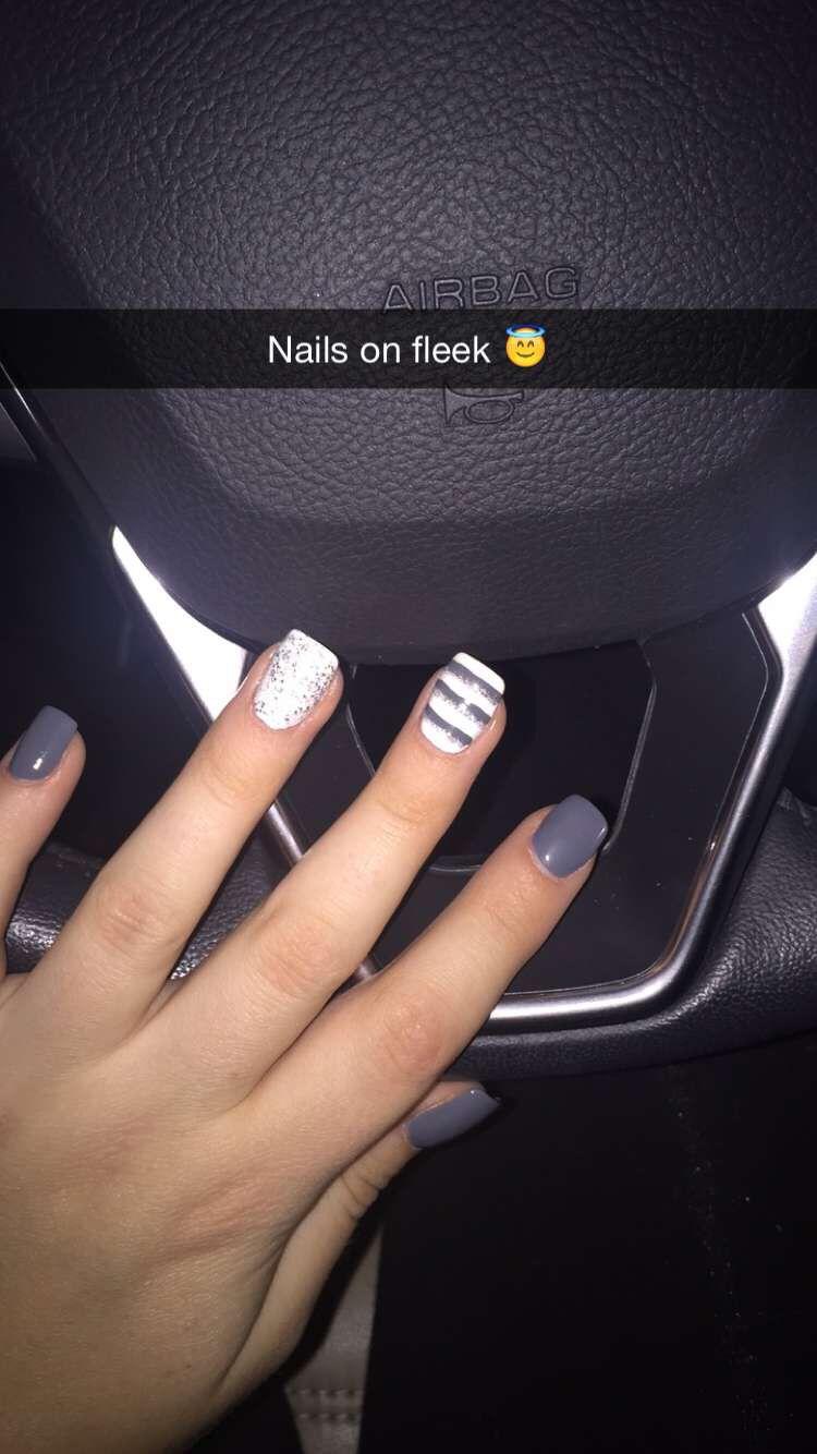 Love these perfect nails winter nails - amzn.to/2iZnRSz Luxury ...