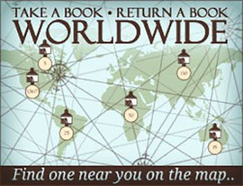 Little Free Library World Map.Little Free Library Map Of Locations Wondering How To Find A Book