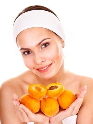 apricot for beauty