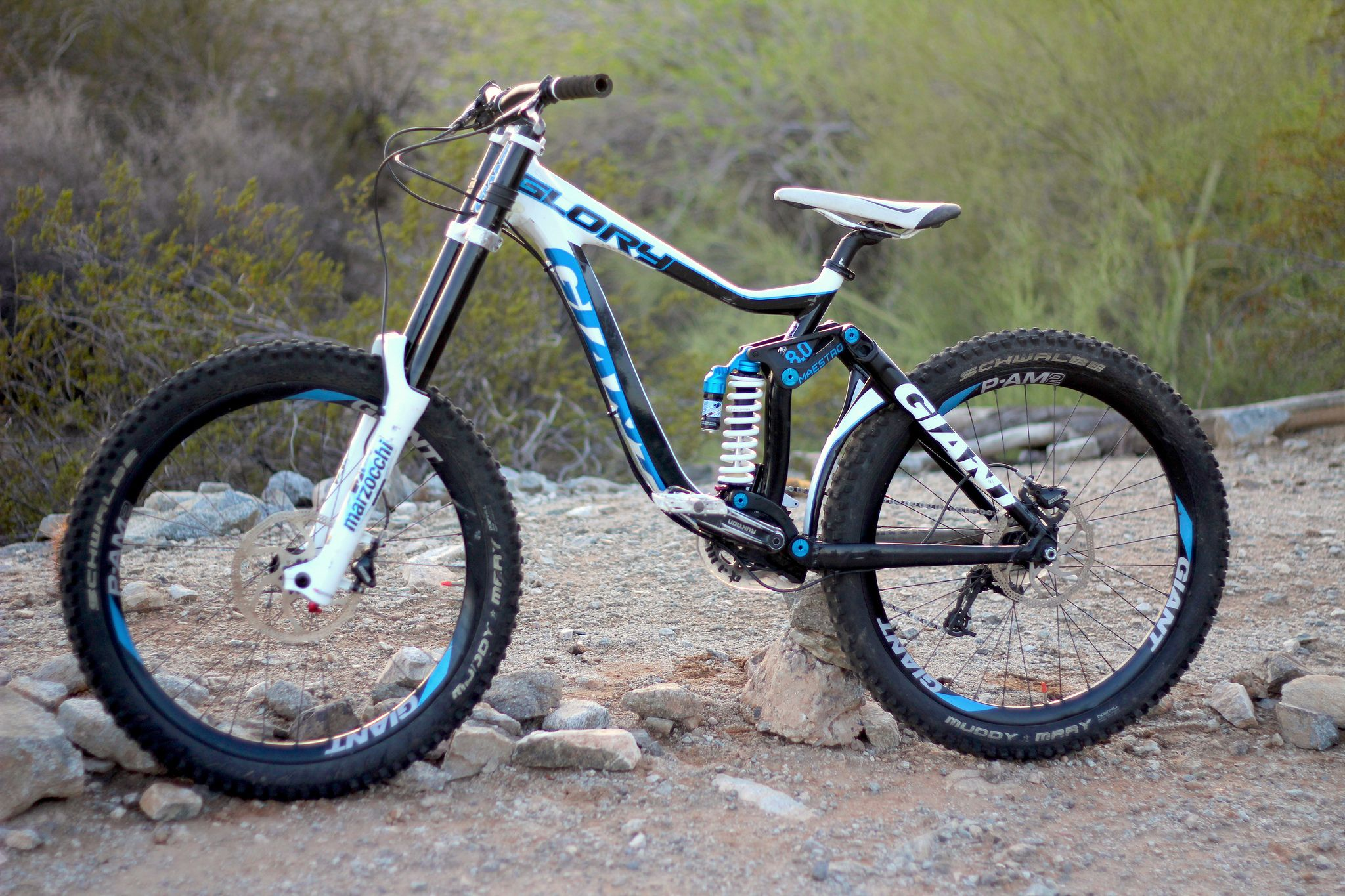 Giant Bike Wallpapers Widescreen Giant Bikes Downhill Mountain