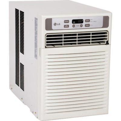 Lg Electronics 9 500 Btu 115 Volt Window Casement Air Conditioner With Remote Lw1013c Casement Air Conditioner Casement Window Air Conditioner Casement Windows